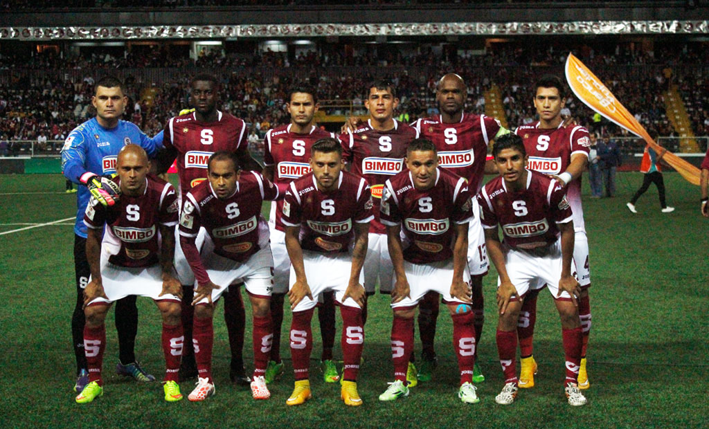 Video: Saprissa 1 - Heredia 0